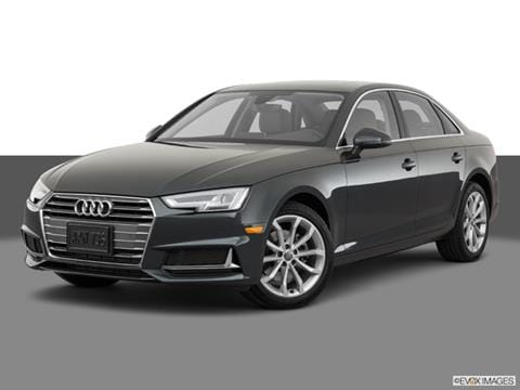 2019 Audi A4 Pricing Ratings Reviews Kelley Blue Book