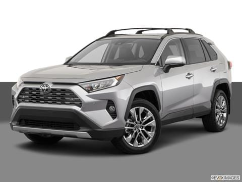 Toyota Rav4 Pricing Ratings Reviews Kelley Blue Book