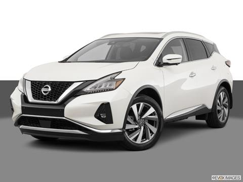 Nissan Murano | Pricing, Ratings, Reviews | Kelley Blue Book