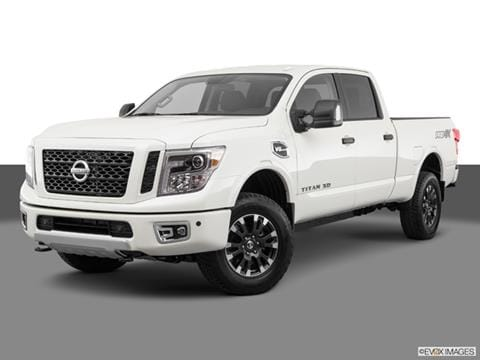 New Nissan Titan >> Nissan Titan Xd Crew Cab Pricing Ratings Reviews Kelley Blue