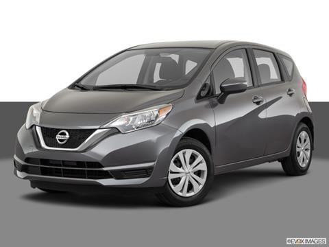 Used Nissan Versa >> Nissan Versa Note Pricing Ratings Reviews Kelley Blue Book