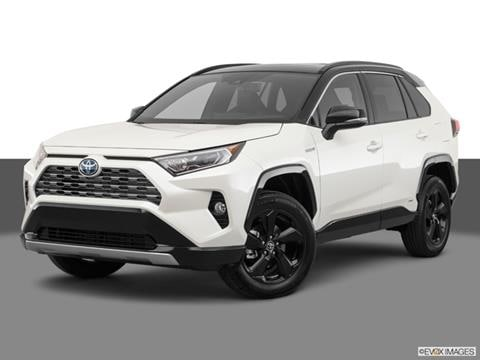 Toyota Rav4 Hybrid Pricing Ratings Reviews Kelley Blue Book