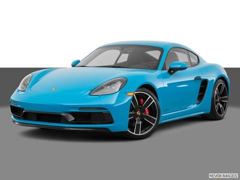 2019 Porsche 718 Cayman Pricing Ratings Reviews Kelley Blue