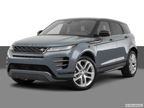 2020 Range Rover Evoque Options And Price >> Land Rover Range Rover Evoque Pricing Ratings Reviews Kelley