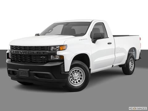 Chevrolet Silverado 1500 Regular Cab Pricing Ratings