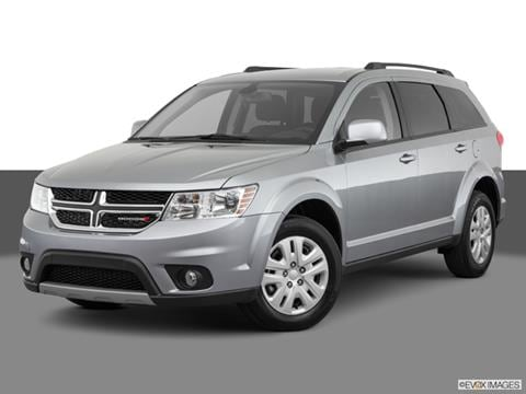 2018 Dodge Journey: Possible Redesign, Changes, Price >> Dodge Journey Pricing Ratings Reviews Kelley Blue Book
