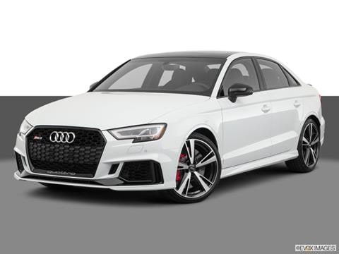 Audi Rs 3 Pricing Ratings Reviews Kelley Blue Book