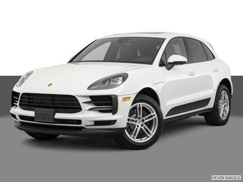 Porsche Macan | Pricing, Ratings, Reviews | Kelley Blue Book