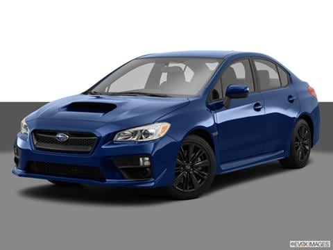 2015 Subaru WRX 4-door WRX  Sedan Front angle medium view photo