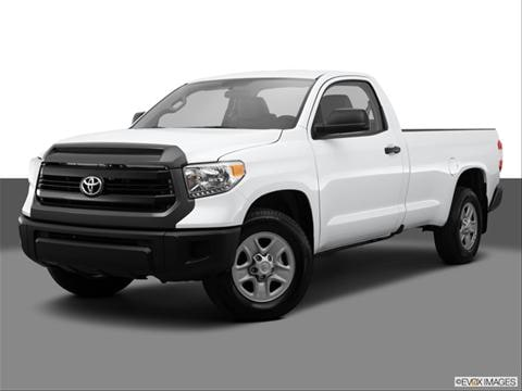 toyota tundra regular cab pricing ratings reviews. Black Bedroom Furniture Sets. Home Design Ideas