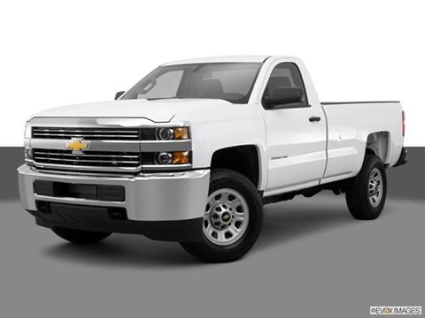 2015 Chevrolet Silverado 2500 HD Regular Cab 2-door LT  Pickup Front angle medium view photo
