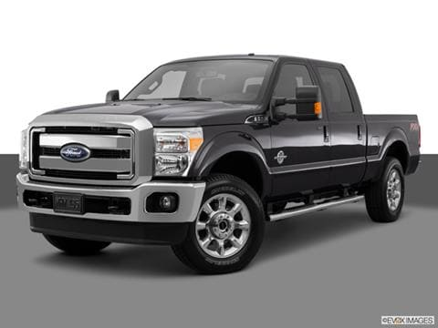 2015 Ford F250 Super Duty Crew Cab 4-door XL  Pickup Front angle medium view photo