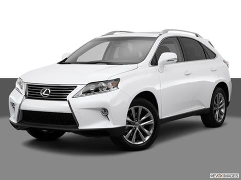 2015 Lexus RX 4-door RX 350 F Sport  Sport Utility Front angle medium view photo