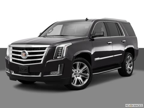 2015 Cadillac Escalade 4-door Premium  Sport Utility Front angle medium view photo