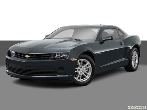 2015 Chevrolet Camaro 2-door LS  Coupe Front angle medium view photo