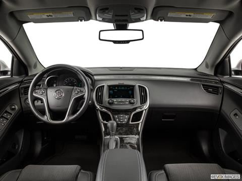 2015 Buick LaCrosse 4-door   Sedan Dashboard, center console, gear shifter view photo