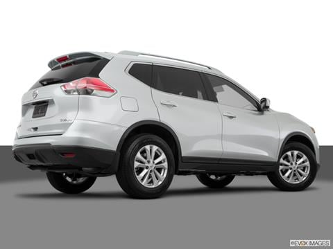 2016 Nissan Rogue SV Pictures & Videos | Kelley Blue Book