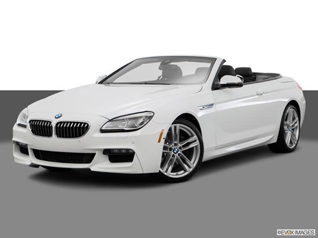 Photos And Videos BMW Series Convertible Photos Kelley - Bmw 6 series convertible white