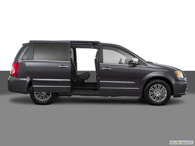 Chrysler Town Country Awd Auto Express