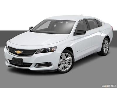 2017 Chevrolet Impala Pricing Ratings Amp Reviews