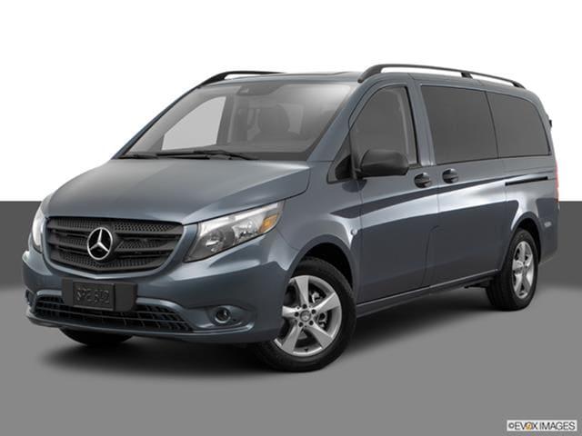 Mercedes benz metris for Minivan mercedes benz