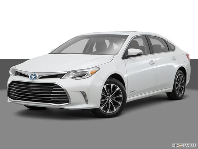 2016 Toyota Avalon Front Angle Medium View Photo