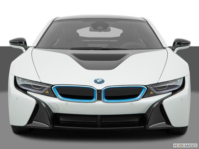 Bmw I8 Front View New Cars Gallery