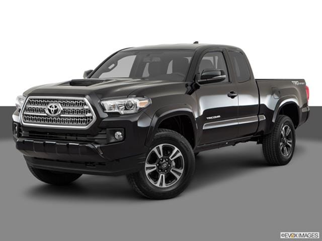 2016 Toyota Tacoma Black | 200+ Interior and Exterior Images
