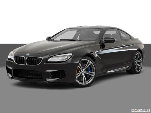 Photos And Videos 2017 BMW M6 Coupe