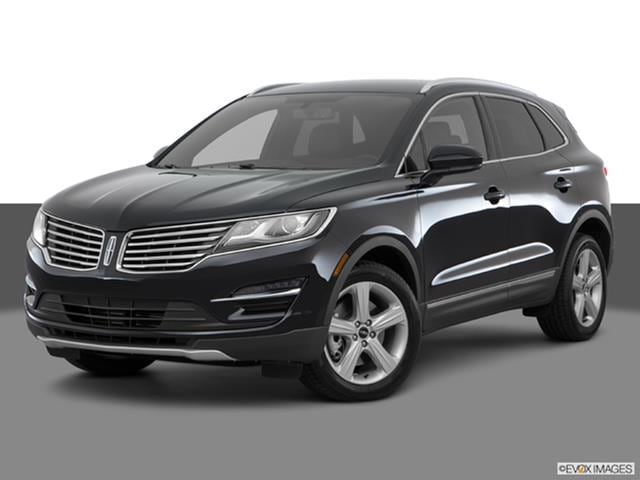 2018 Lincoln Mkc Front Angle Medium View Photo