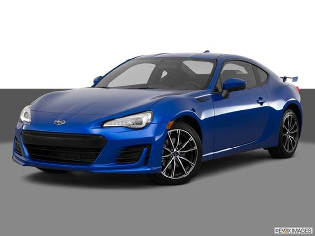 2017 Subaru BRZ   Front Angle Medium View Photo