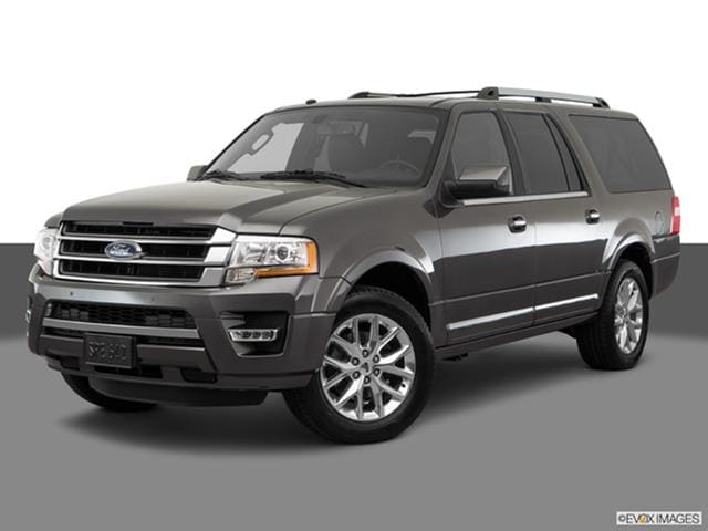 Superb 2017 Ford Expedition EL   Front Angle Medium View Photo