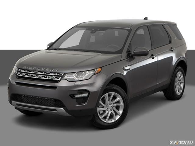2018 Land Rover Discovery Sport | Pricing, Ratings ...