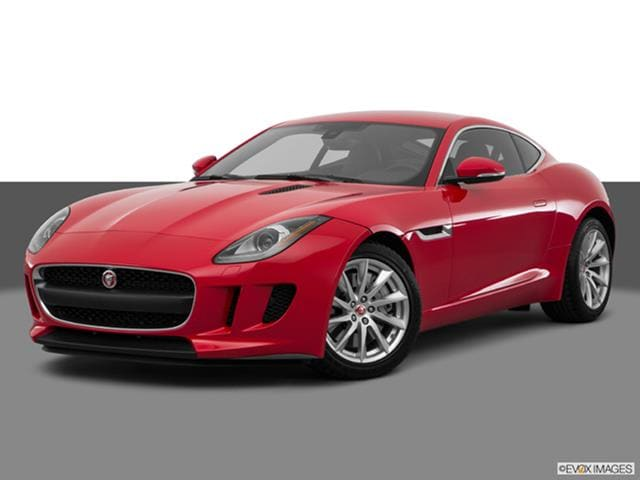 2017 Jaguar F TYPE   Front Angle Medium View Photo