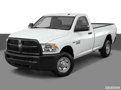 2017 ram 2500 regular cab pricing ratings reviews kelley blue book. Black Bedroom Furniture Sets. Home Design Ideas
