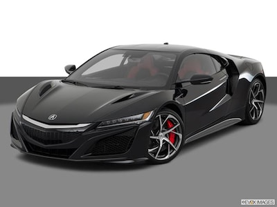 Acura NSX Pricing Ratings Reviews Kelley Blue Book - Acura sports car nsx price