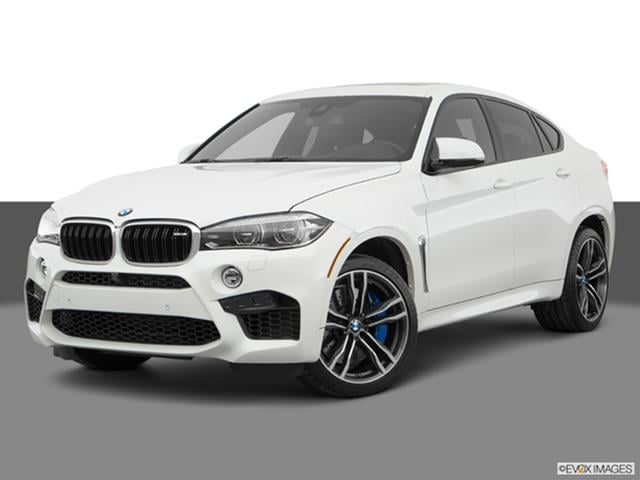 2017 Bmw X6 M Front Angle Medium View Photo