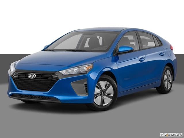 Top Consumer Rated Hybrids of 2019 - 2019 Hyundai Ioniq Hybrid