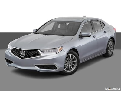 Acura TLX Pricing Ratings Reviews Kelley Blue Book - 2018 acura tsx front lip