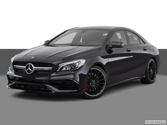 Top Expert Rated Coupes of 2019 - 2019 Mercedes-Benz Mercedes-AMG CLA