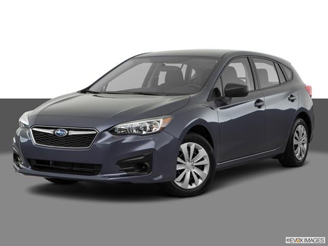 2018 Subaru Impreza Front Angle Medium View Photo