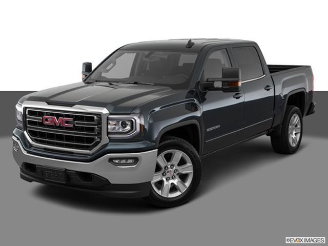 Kelley Blue Book Semi Trucks >> 2018 GMC Sierra 1500 Crew Cab | Pricing, Ratings & Reviews | Kelley Blue Book