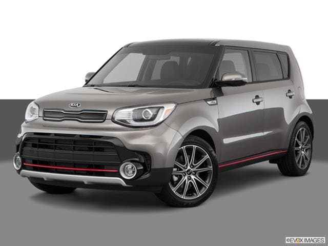Highest Horsepower Wagons of 2018 - 2018 Kia Soul