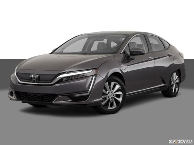 Most Fuel Efficient Electric Cars of 2017 - 2017 Honda Clarity Electric