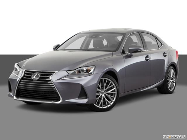 Best Safety Rated Sedans of 2019 - 2019 Lexus IS