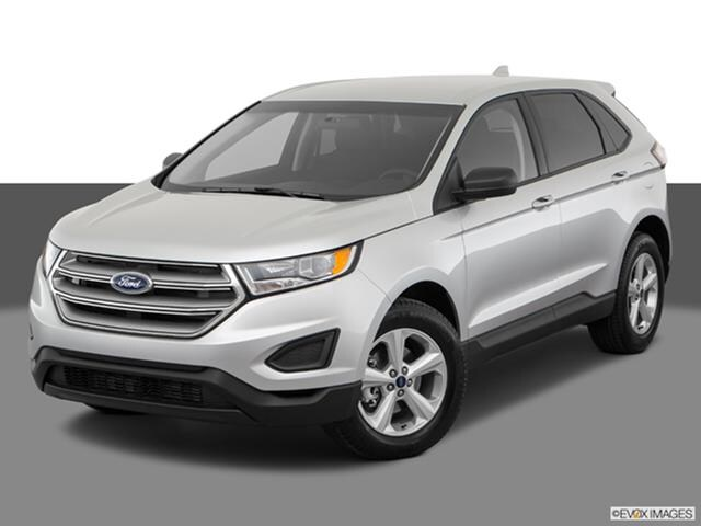 Exterior The  Ford Edge
