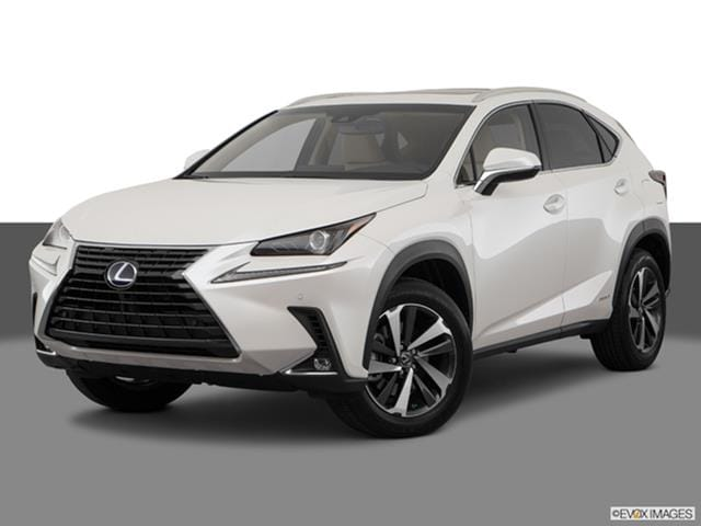 Top Expert Rated Hybrids of 2019 - 2019 Lexus NX