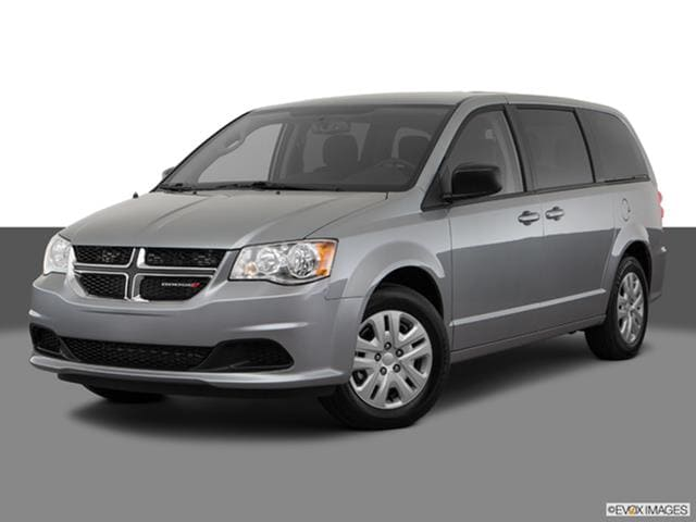 Top Expert Rated Van/Minivans of 2018 - 2018 Dodge Grand Caravan Passenger