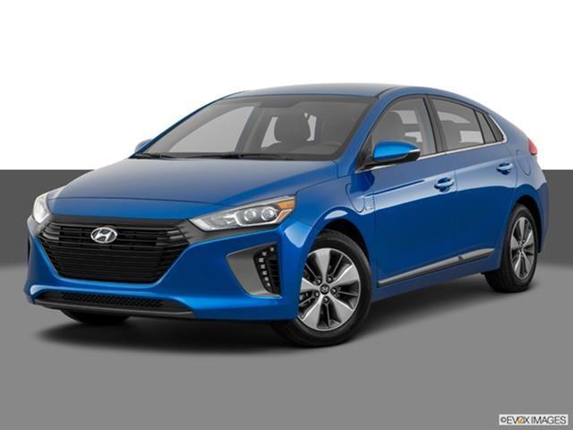 Most Fuel Efficient Hybrids Of 2019 Hyundai Ioniq Plug In Hybrid