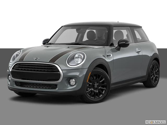 Best Safety Rated Coupes of 2019 - 2019 MINI Hardtop 2 Door